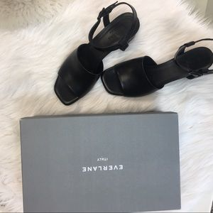 Shoes - NWT Everlane Block Heel Sandal ( in box)